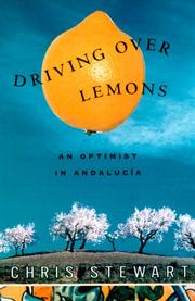 Cover of: Driving over lemons | Chris Stewart