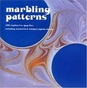 Cover of: Marbling Patterns |