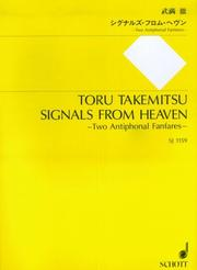Cover of: Signals from Heaven - Two Antiphonal Fanfares