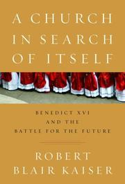 Cover of: A Church in Search of Itself | Robert Blair Kaiser