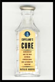 Cover of: Copeland's Cure