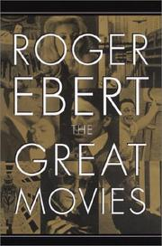 Cover of: The Great Movies