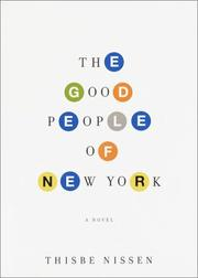 Cover of: The good people of New York