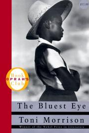 Cover of: The Bluest Eye