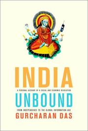 Cover of: India unbound