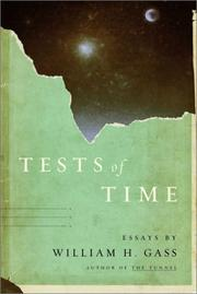 Cover of: Tests of time