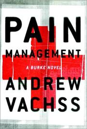 Cover of: Pain Management: A Burke Novel