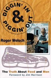Cover of: Diggin' in and Piggin' Out