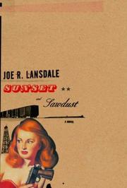 Cover of: Sunset and sawdust