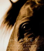 Cover of: Horses | Michael Eastman