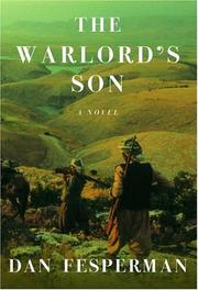 Cover of: The warlord's son