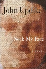 Cover of: Seek my face
