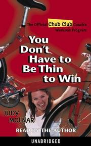 Cover of: You Don't Have to Be Thin to Win