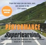 Cover of: Performance Superlearning