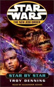 Cover of: Star by Star (Star Wars: The New Jedi Order, Book 9) | Troy Denning