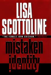 Cover of: Mistaken identity