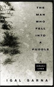 Cover of: The Man Who Fell Into a Puddle