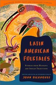 Cover of: Latin American Folktales