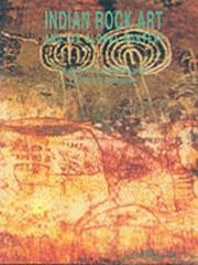 Cover of: Indian rock art and its global context | Kalyan Kumar Chakravarty