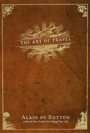 Cover of: The art of travel