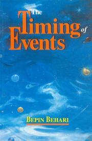 Cover of: The Timings of Events