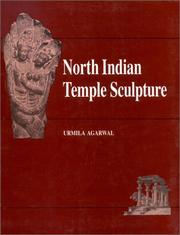 Cover of: North Indian temple sculpture