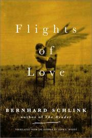 Cover of: Flights of Love: Stories