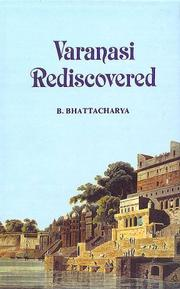 Cover of: Varanasi rediscovered