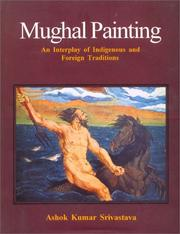 Cover of: Mughal painting