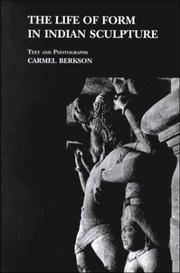 Cover of: The life of form in Indian sculpture