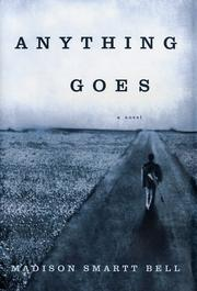 Cover of: Anything goes