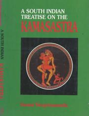 Cover of: A South Indian treatise on the kamasastra