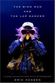Cover of: The bird man and the lap dancer