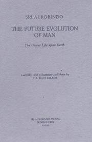Cover of: Future Evolution of Man