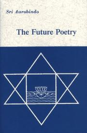 Cover of: Future Poetry