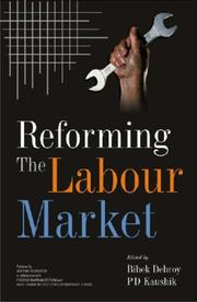 Cover of: Reforming the labour market |