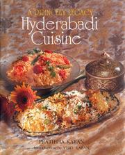 Cover of: A princely legacy, Hyderabadi cuisine