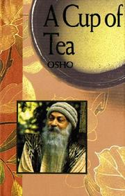 Cover of: A cup of tea