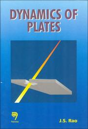 Dynamics of Plates by J. S. Rao