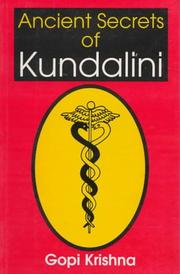 Cover of: Ancient Secrets of Kundalini