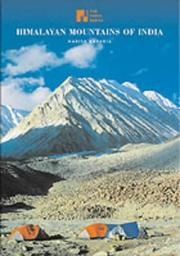 Cover of: Himalayan Mountains of India (India (Antique Collectors Club))
