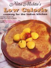 Cover of: Low Calorie Cooking for the Indian Kitchen