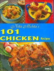 Cover of: 101 Chicken Recipes