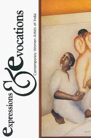 Cover of: Expressions & Evocations  | Gayatri Sinha
