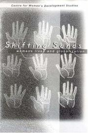 Cover of: Shifting sands |