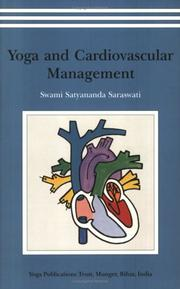 Cover of: Yoga and Cardiovascular Management | Satyananda Saraswati