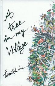 Cover of: A tree in my village