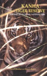 Cover of: Kanha Tiger Reserve