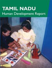 Cover of: Tamil Nadu, human development report by