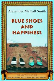 Cover of: Blue shoes and happiness